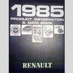 brochure renault alliance